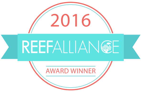 Reef Alliance Award 2016