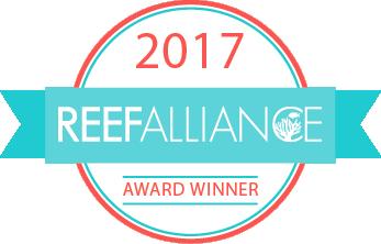 2017 reef alliance award